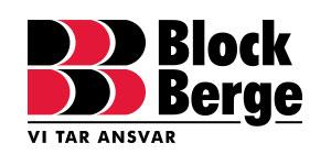 Block Berge Bygg AS logo